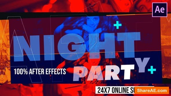 Videohive Music Party v2