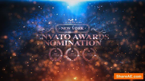 Videohive Awards | Cinematic And Luxary Titles