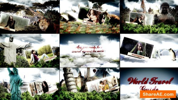 Videohive World Travel Guide