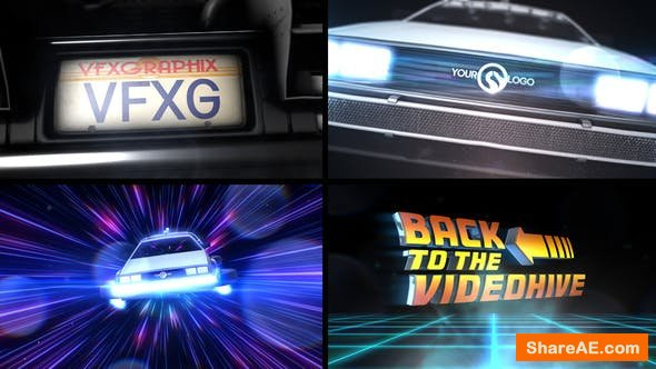 Videohive Logo from the past