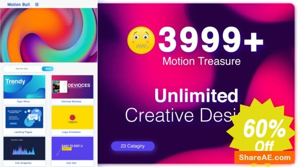 Videohive Motion Treasure