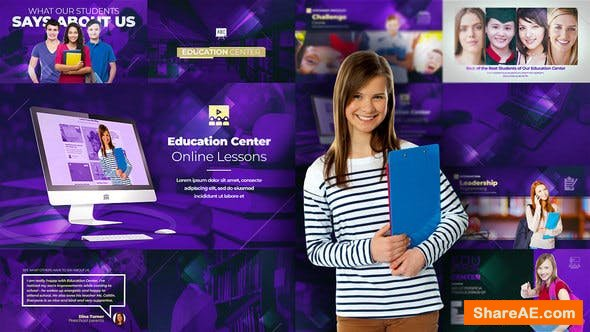 Videohive Education Center