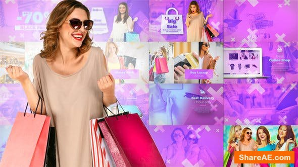 Videohive Shopping Mall - Online Shop