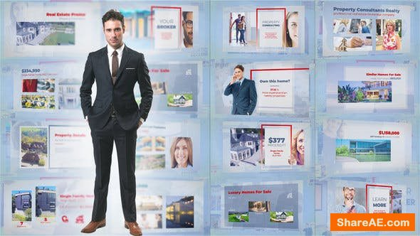Videohive Real Estate 23231128