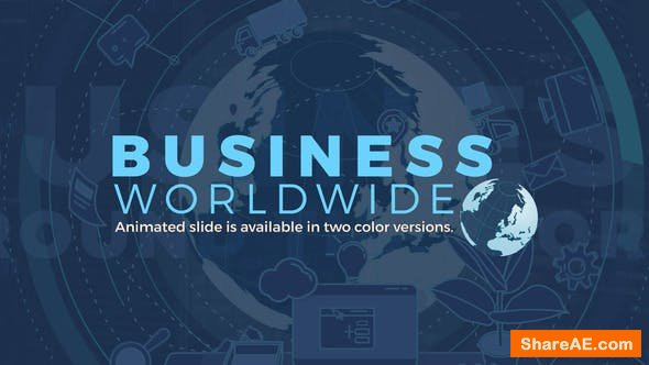 Videohive Business Worldwide