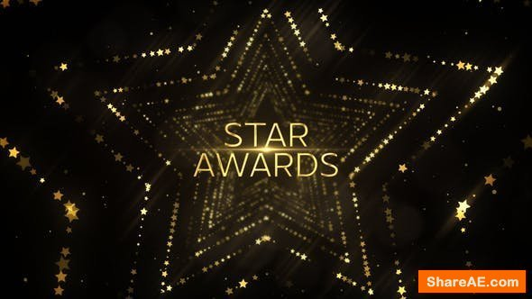 Videohive Star Awards Opener