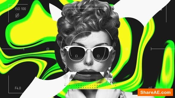 Videohive Acid and Modern Intro