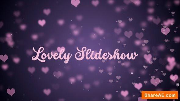 Videohive Lovely Slideshow 25625974