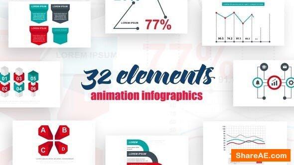 Videohive Infographics vol.15