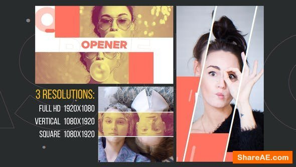 Videohive Dynamic Fashion Opener 24379349