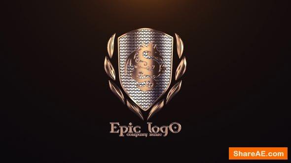 Videohive Epic Logo 22665509