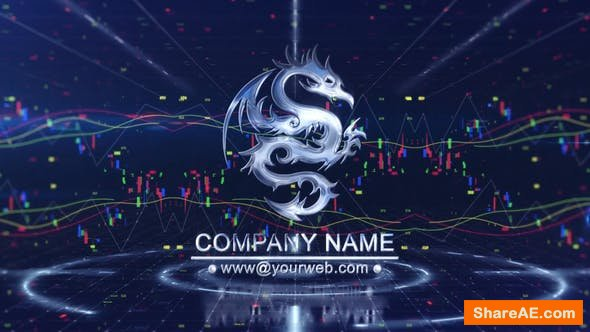 Videohive Economic Logo