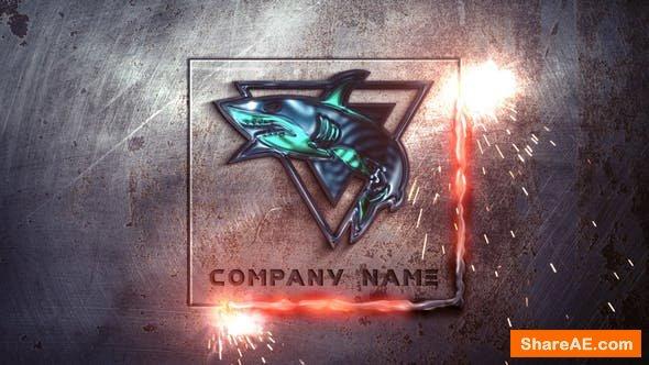 Videohive Metal Industrial Logo