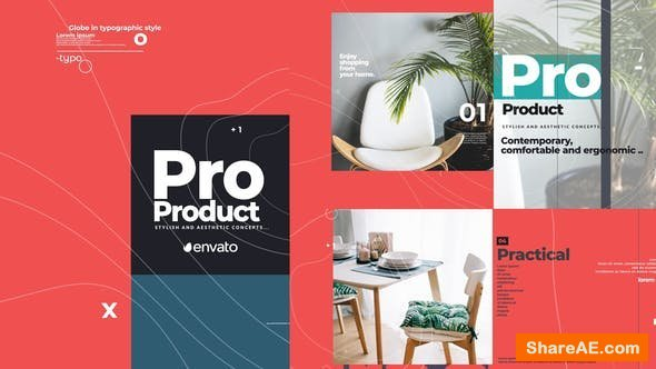 Videohive Product Promo Design
