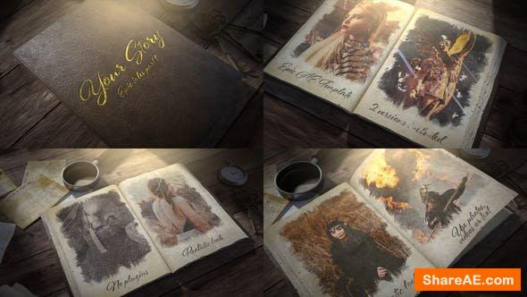 Videohive Your Story Book