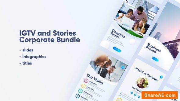 Videohive Social Media Corporate Pack