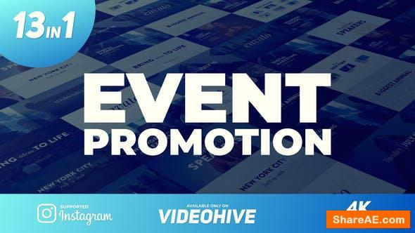Videohive For the Event Promo