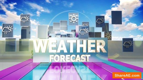 Videohive Weather forecast