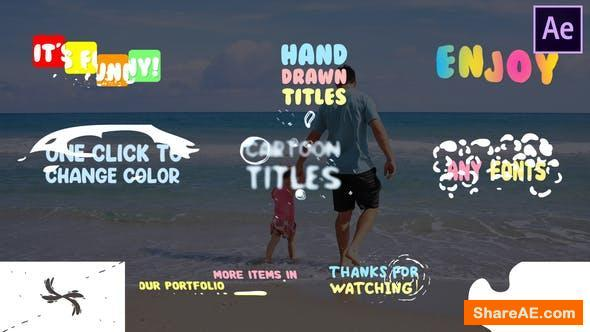 Videohive Fun Titles | After Effects