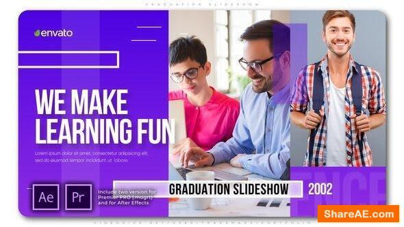 Videohive Graduation Slideshow - Premiere Pro
