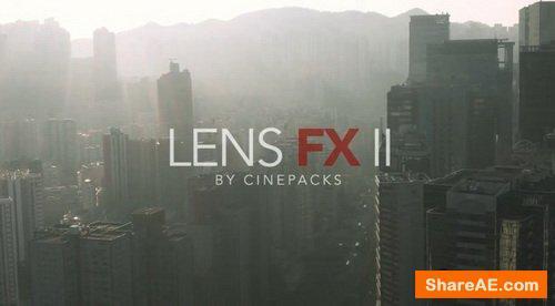 LENS FX 2 - CinePacks