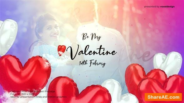 Videohive Happy Valentine's Day Opener