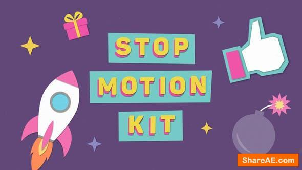 Videohive Stop Motion Explainer