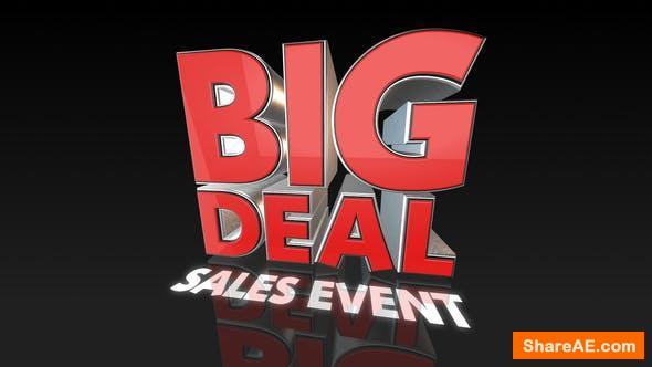 Videohive Big Deal Sales Event - Automotive Broadcast :30