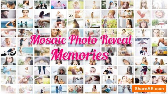 Videohive Memory Photo Reveal