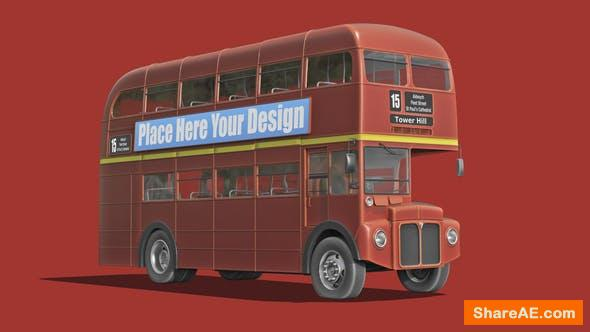 Videohive London Bus