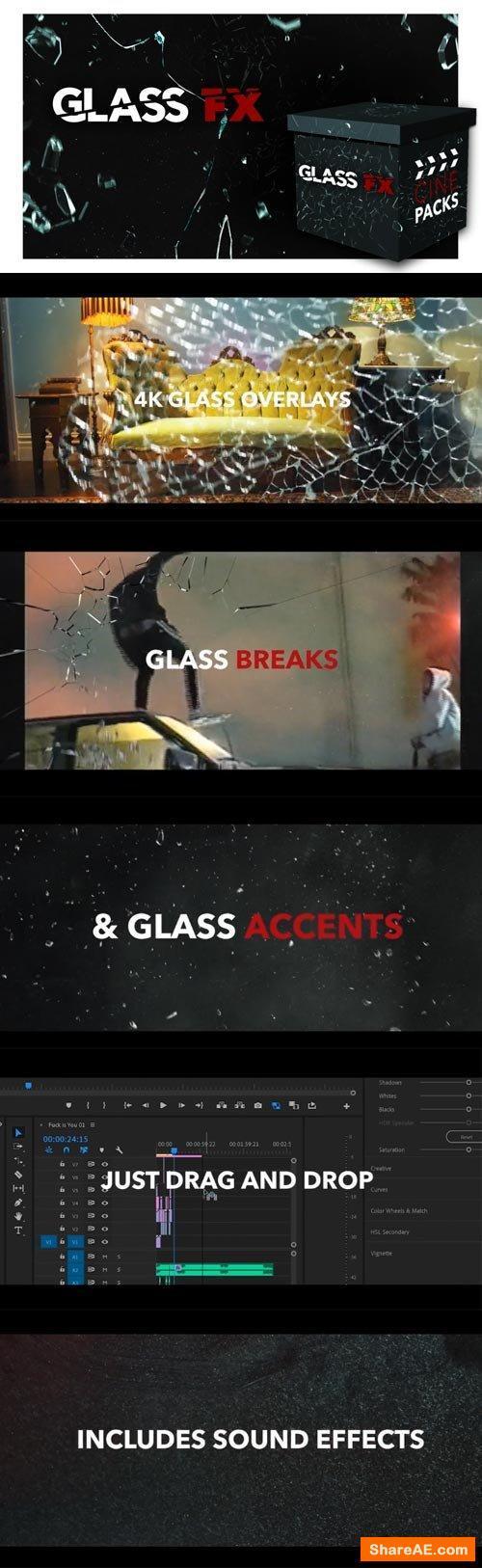 Glass FX - CinePacks