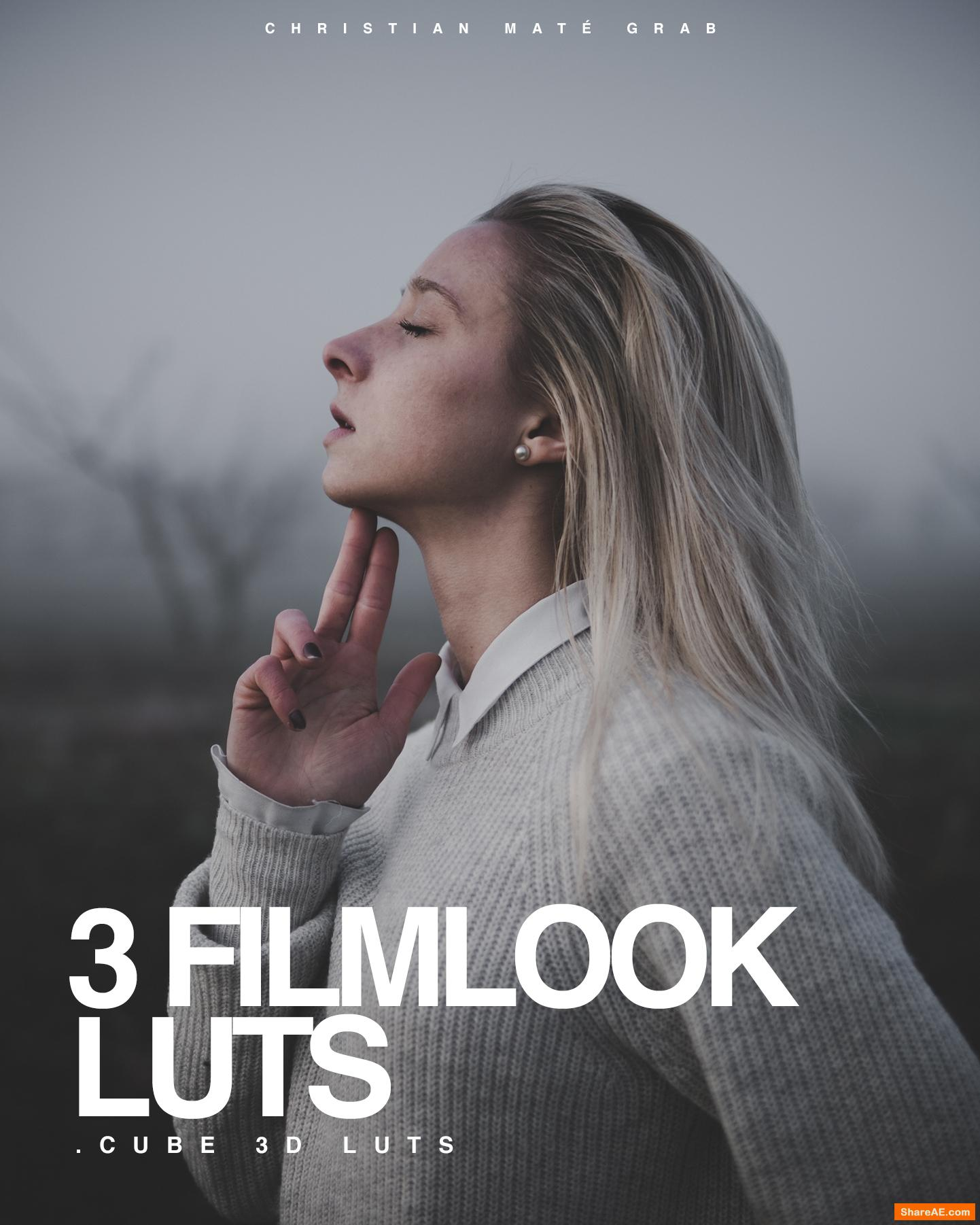3 FILMLOOK LUTS FOR SONY Cine4 - Sellfy