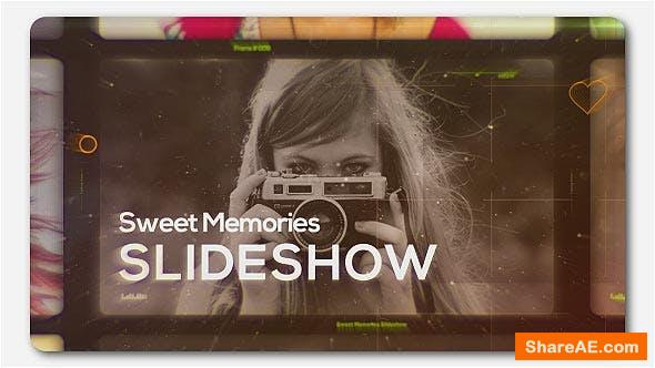 Videohive Sweet Memories Cinematic Slideshow