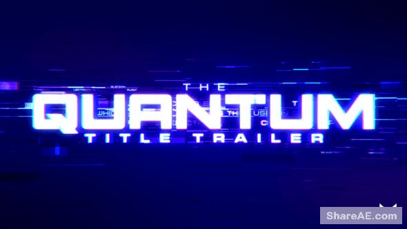 Videohive Modern Title Trailer