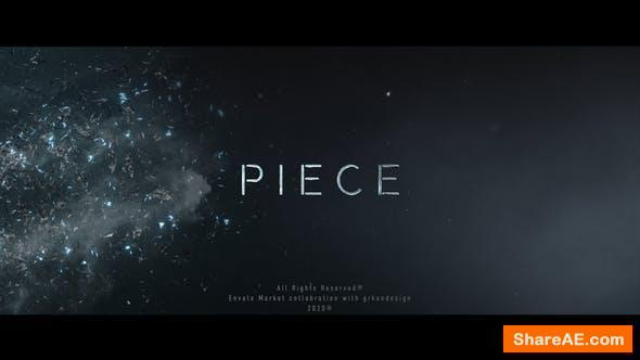 Videohive Piece | Trailer Titles