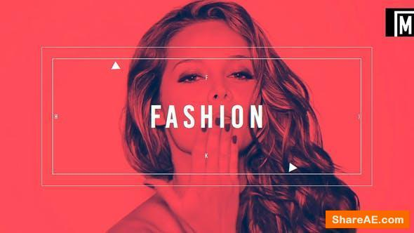 Videohive Fashion Opener 22198098