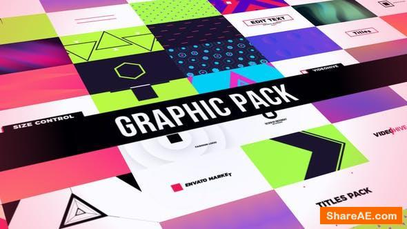 Videohive Creative Graphic Pack