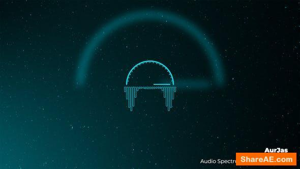 Videohive Audio Spectrum Music Visualizer 25753567