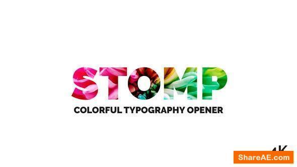Videohive Stomp Opener 23703810