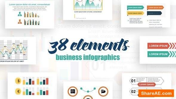 Videohive Infographics Vol.21