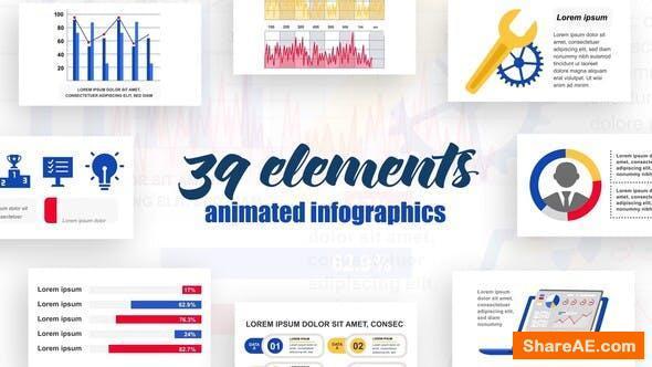 Videohive Infographics Vol.23