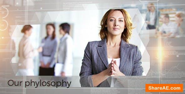 Videohive Corporate Slideshow 13842081