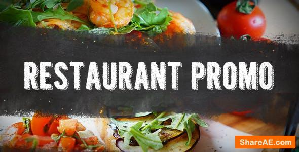Videohive Restaurant Promo 17339866