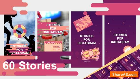 Videohive 60 stories