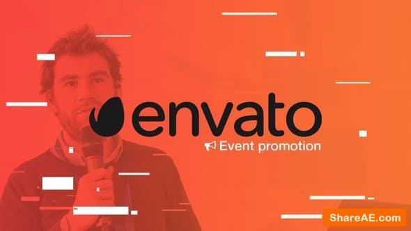 Videohive Event promotion 23182601