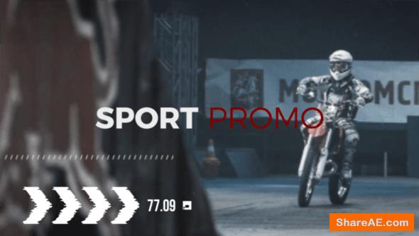 Videohive Sport Promo 22798238