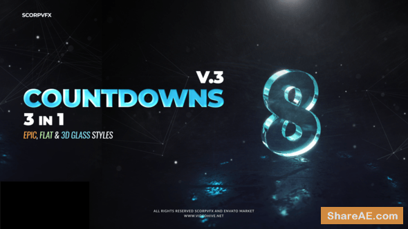 Videohive Countdowns