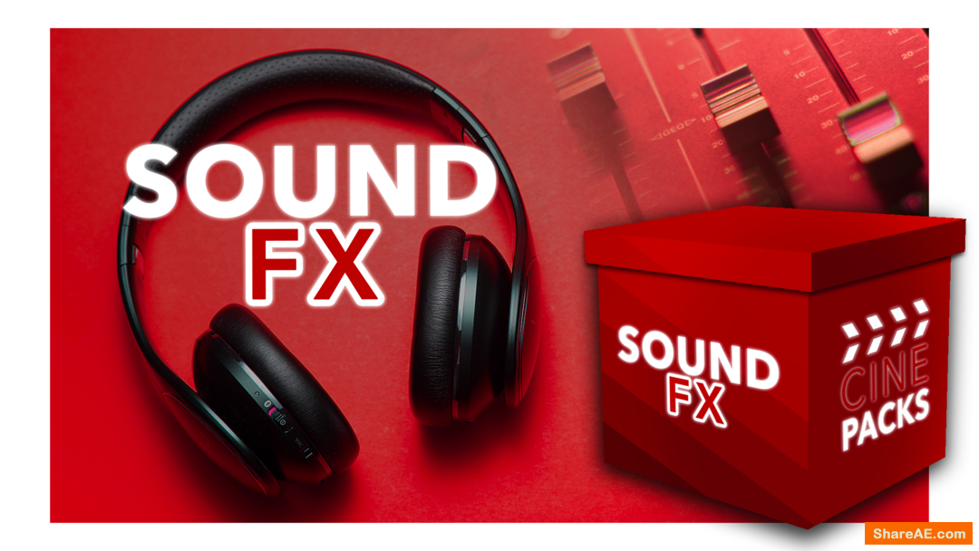 Sound FX - CinePacks