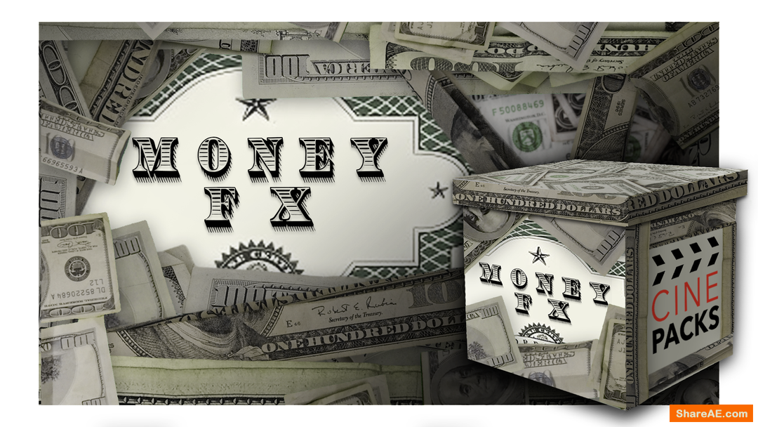 Money FX - CinePacks