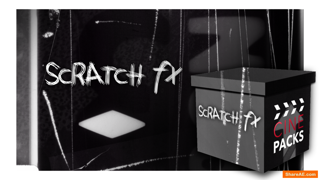 Scratch FX - CinePacks